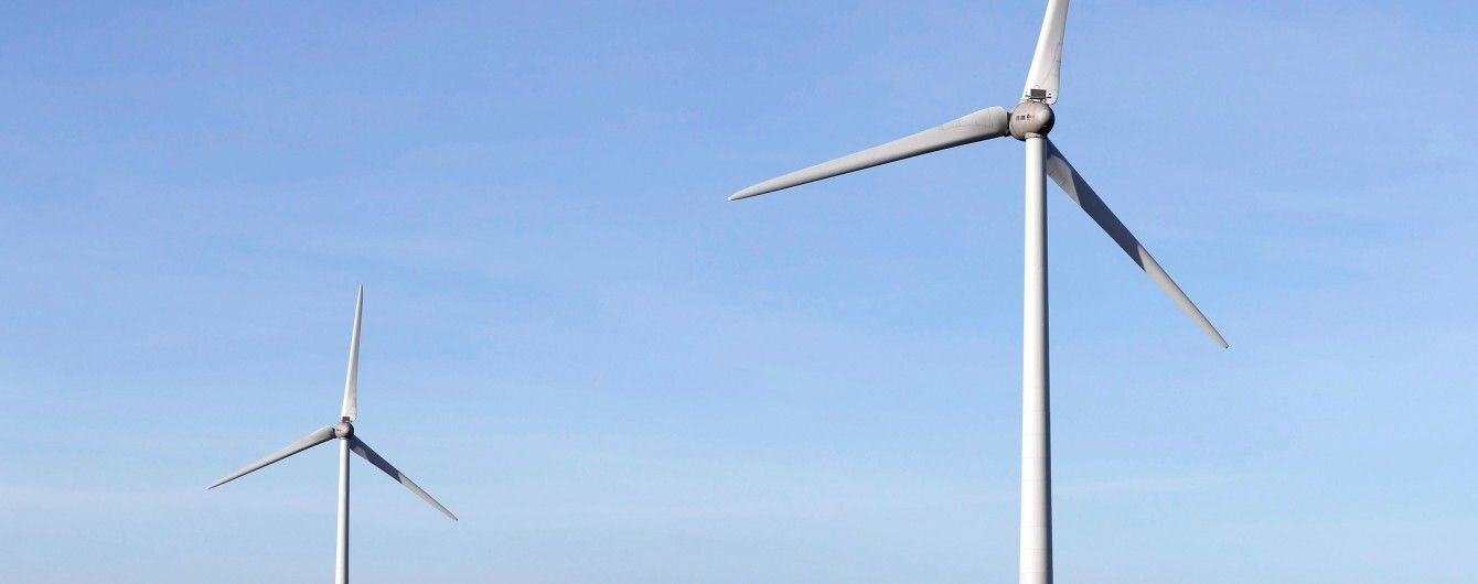 На Херсонщині ввели в експлуатацію 12 новітніх вітрогенераторів