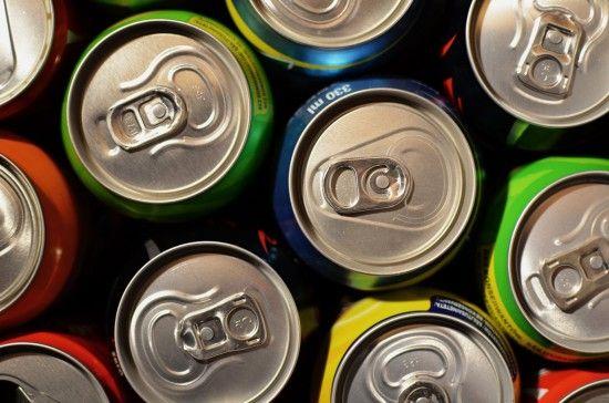 У Раді хочуть заборонити продаж енергетичних напоїв неповнолітнім