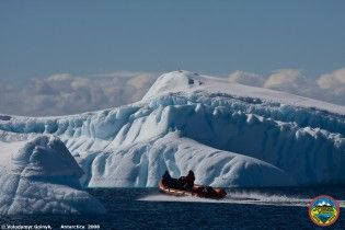В Антарктиде устроили поножовщину российские полярники. Сварщик оказался в чилийской больнице