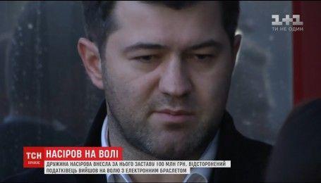 Насіров відмовився розповідати деталі першого допиту в НАБУ