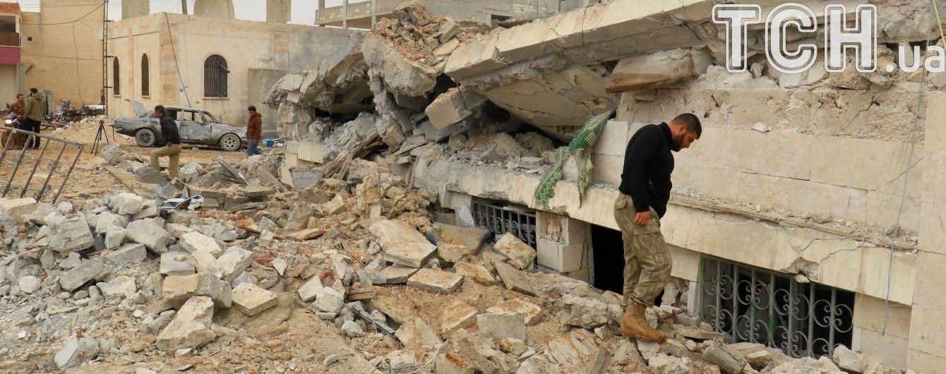 В результате авиаудара Израиля по Сирии погибли семеро иранцев