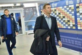 Шевченко обговорить з тренерами УПЛ подальший розвиток футболу