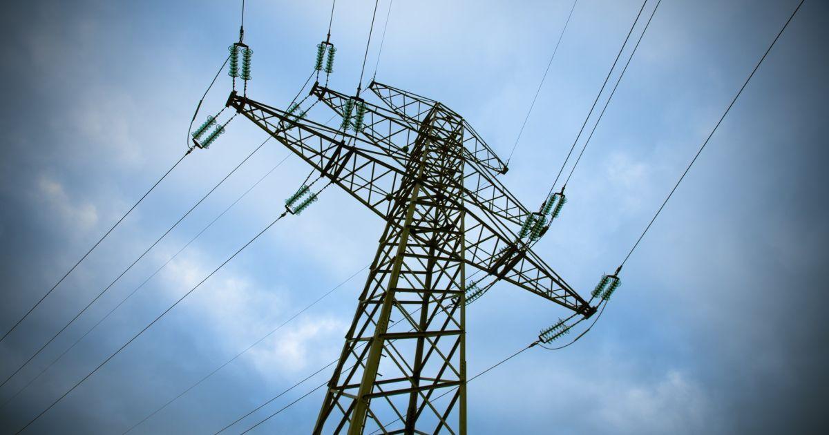 Украина прекратила поставлять электроэнергию на оккупированную Донетчину