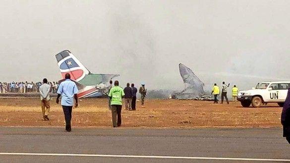 Катастрофа літака у Південному Судані_2