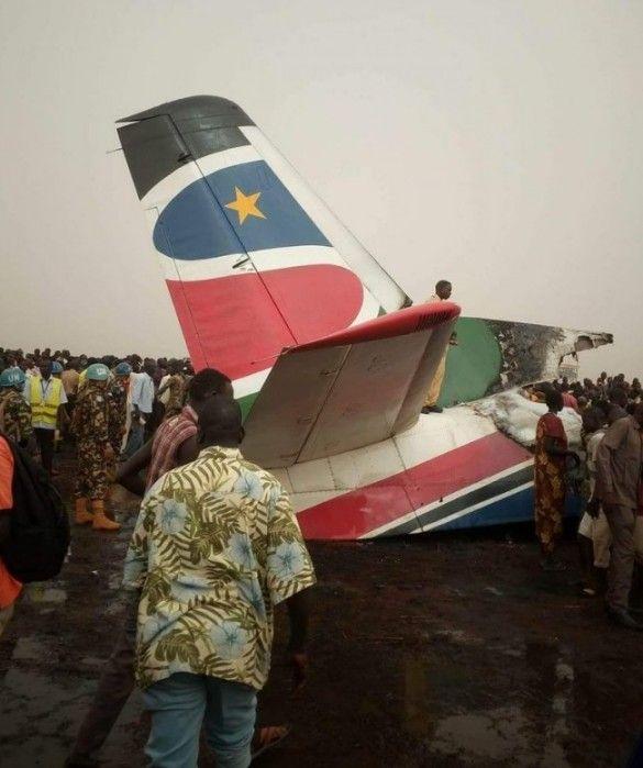 Катастрофа літака у Південному Судані_1