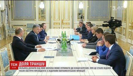 Стало відомо, коли МВФ розгляне питання про надання Україні чергового траншу