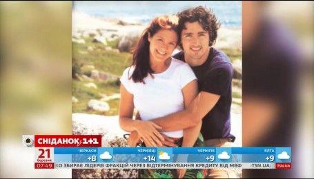 История любви красавца премьера Канады Джастина Трюдо