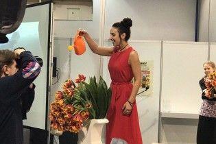 Джамала похизувалася розкішними тюльпанами, названими на її честь