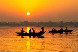 В Індії річки Ганг та Ямуна прирівняли до живих істот