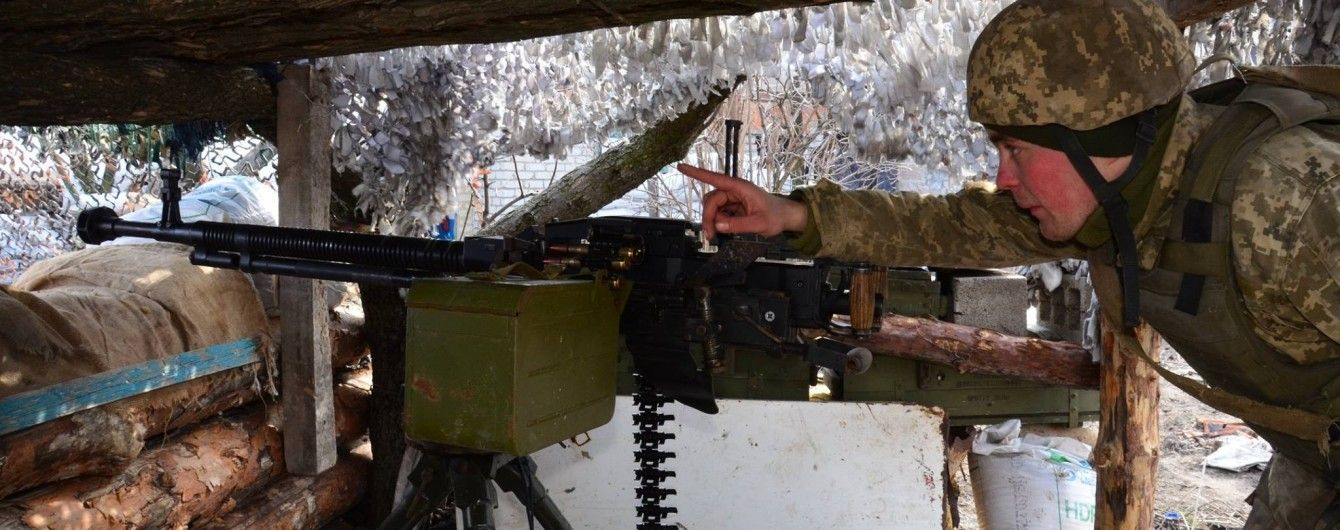 Обстріли на Донецькому напрямку та гранатомети по Кримському. Дайджест АТО