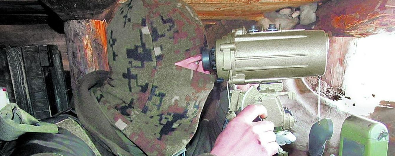На Донбассе боевики в течение четверга стреляли десять раз. Хроника АТО