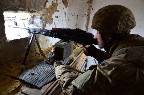 Ситуація на Донбасі: бойовики тричі застосували заборонене озброєння