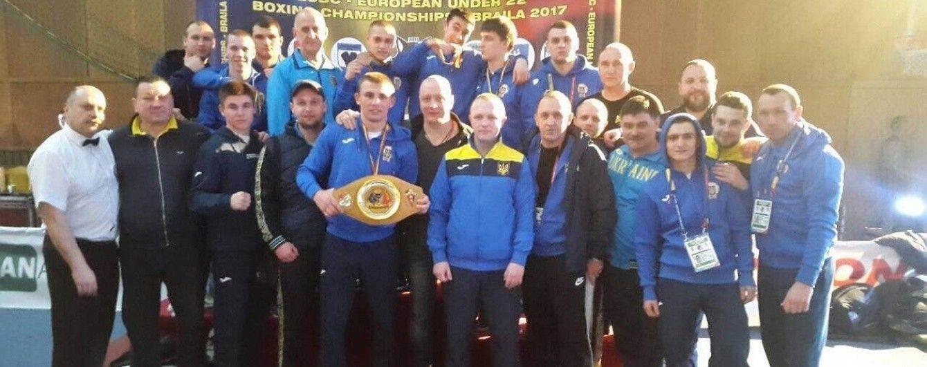 Українські боксери взяли 5 нагород на чемпіонаті Європи