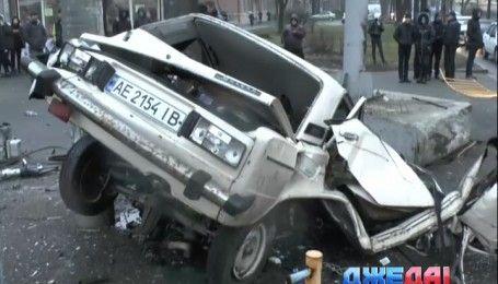 ДТП с дорог Украины - ДжеДАИ за 21 марта 2017 года