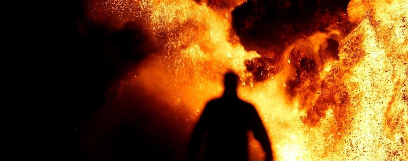 Вблизи Ични взорвались склады с боеприпасами: людей эвакуируют