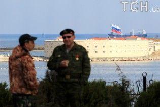 ТелеканалCNN виправив помилкове позначення окупованого Сімферополя як частини Росії