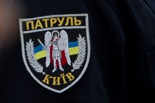 Поліція почала розслідування трьох ДТП за участю автівок патрульних у Києві
