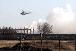 На Харківщині триває евакуація людей, горить вже третина складу