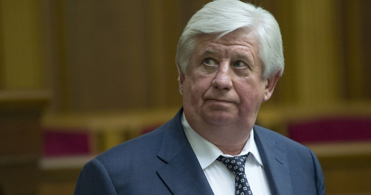 ВАСУ отказался рассматривать иск Шокина относительно возобновления его на должности генпрокурора