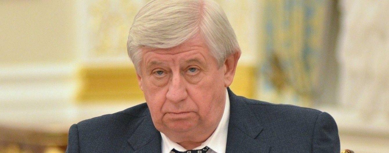 Ексгенпрокурор Шокін пояснив закриття справи щодо Burisma в Україні тиском США – Fox News