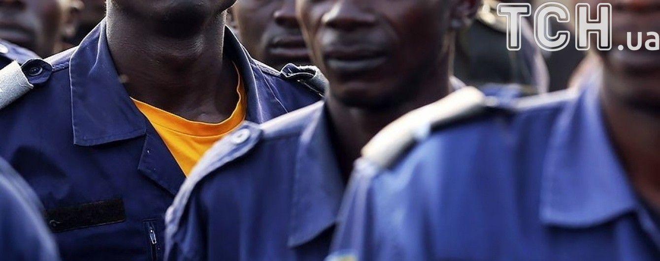 Крушение поезда в Конго: более 30 человек погибло