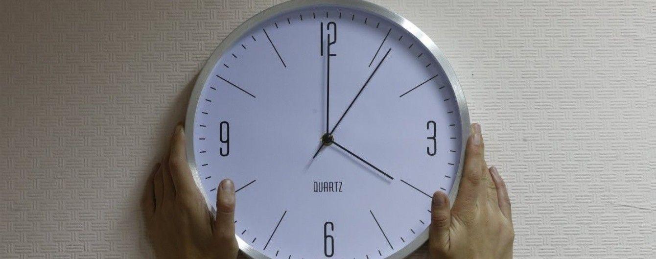 Украина перешла на летнее время: вместо трех часов – четыре