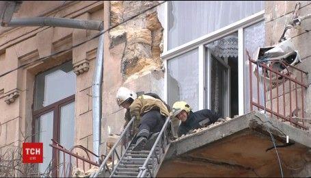 В Одесі розвалюється архітектурна пам'ятка
