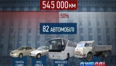 Очередное обновление автопарка КГГА: на чем вскоре будут кататься столичные чиновники