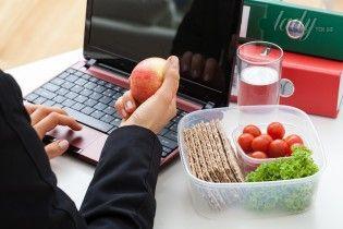 Возможно ли здоровое питание в офисе