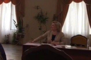 """В России уволилась скандальный преподаватель, которая составила список """"врагов народа"""""""