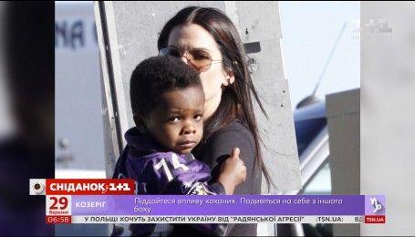 Сандра Буллок планує третю дитину