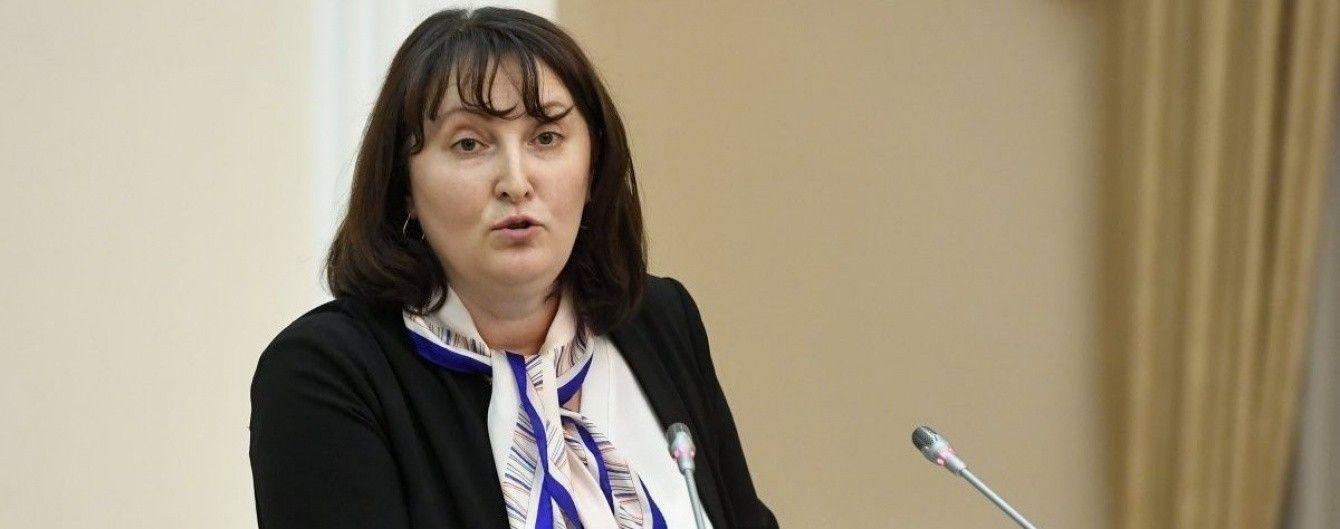 """""""За работу"""". Корчак в Раде признала, что выписала себе премию в 200 тысяч гривен"""