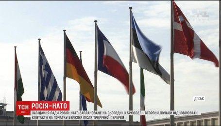 В Брюсселе состоится заседание Совета Россия-НАТО