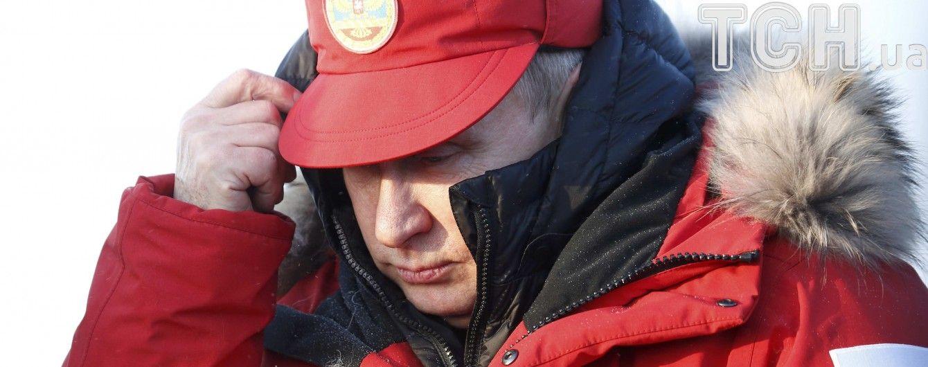 Путін прокоментував удари США по авіабазі в Сирії