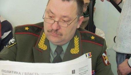 ГПУ повідомила про підозру російському генералу, який організовував обстріли бійців АТО