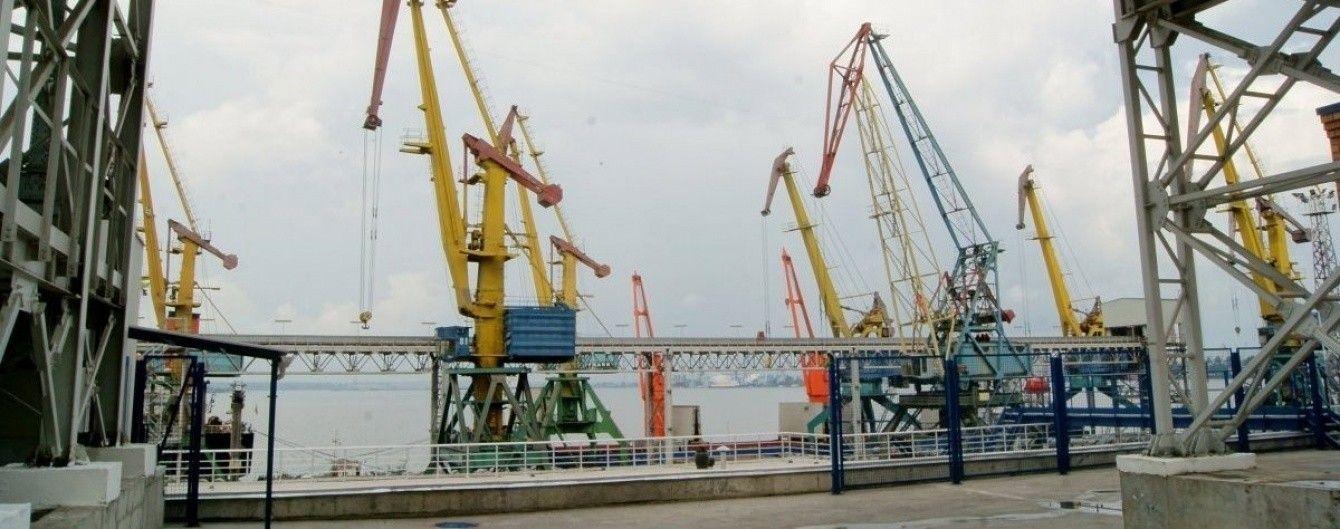 В Украине на 20% уменьшили портовый сбор