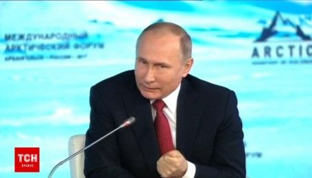 """Путін прокоментував протести в Росії і порівняв їх з """"державним переворотом в Україні"""""""