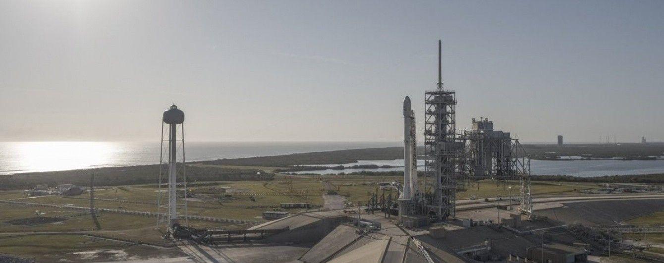 SpaceX перенесла запуск новой партии спутников для глобального интернета