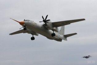 Отечественный самолет АН-132 совершил первый успешный полет