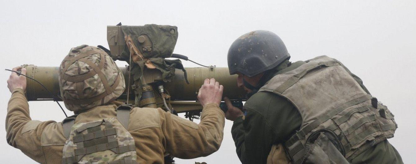 Бойовики вели вогонь у напрямку Світлодарської дуги та шахти Бутівка. Ситуація в АТО