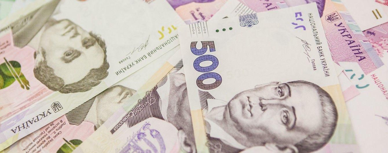 Украинцы хранят на депозитах в банках полтриллиона гривен