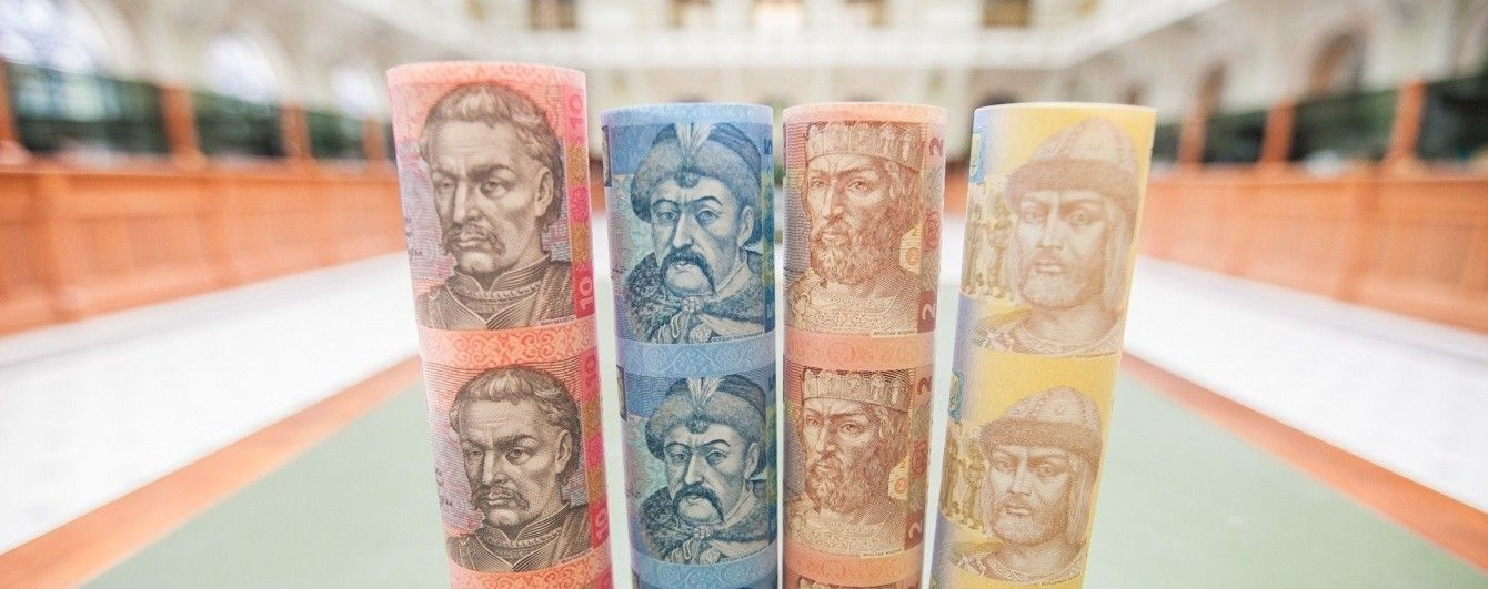 Гривна откусила у доллара и евро по несколько копеек в курсах НБУ на 21 августа