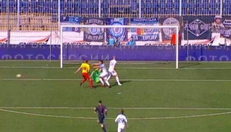 Дніпро - Зірка - 1:0. Відео-огляд матчу