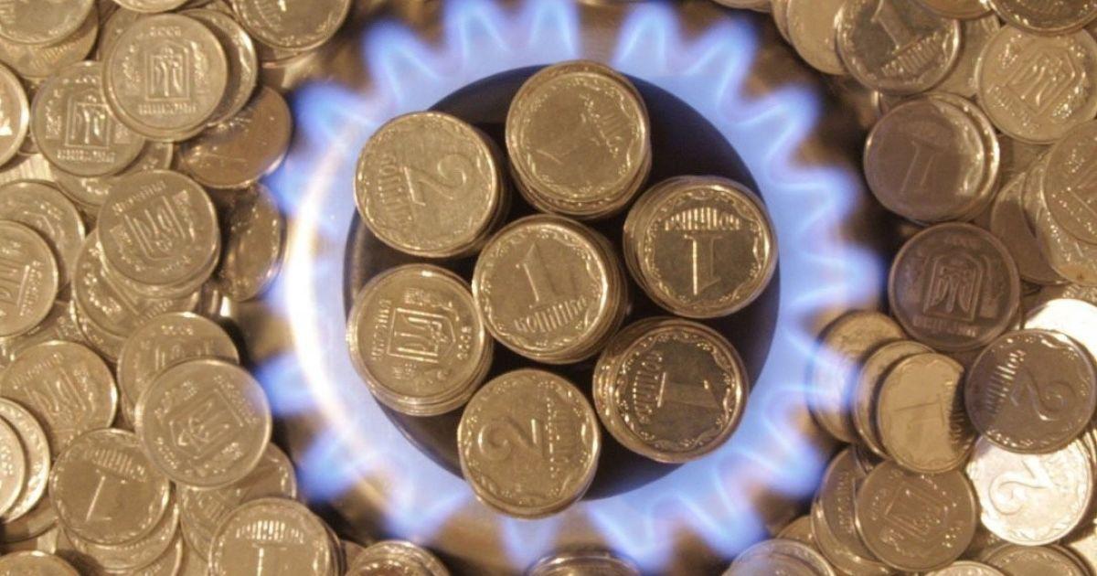 Украина согласилась опостепенном повышении цены нагаз сМВФ