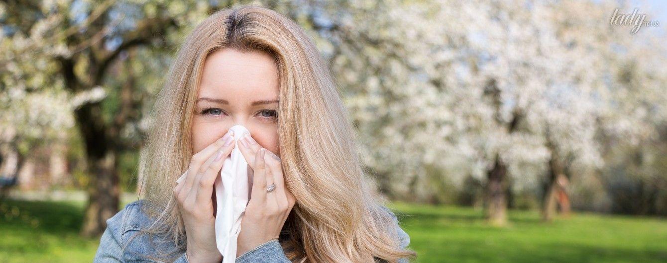 Как сезонная аллергия связана с застоем желчи