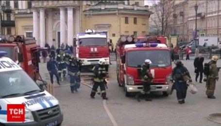 Станцию метро в Санкт-Петербурге снова заминировали