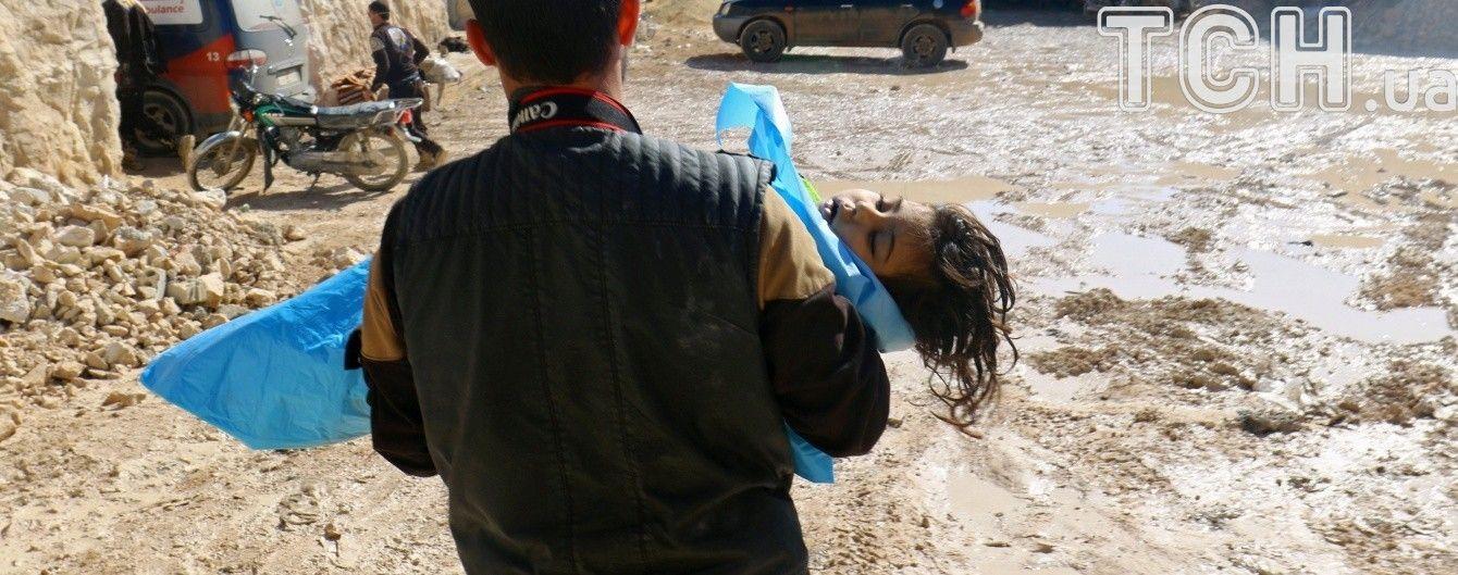 Смертоносная атака: в Сирии обнаружили еще один случай использования химического оружия
