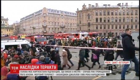 В санкт-петербургском метро ищут еще одну бомбу