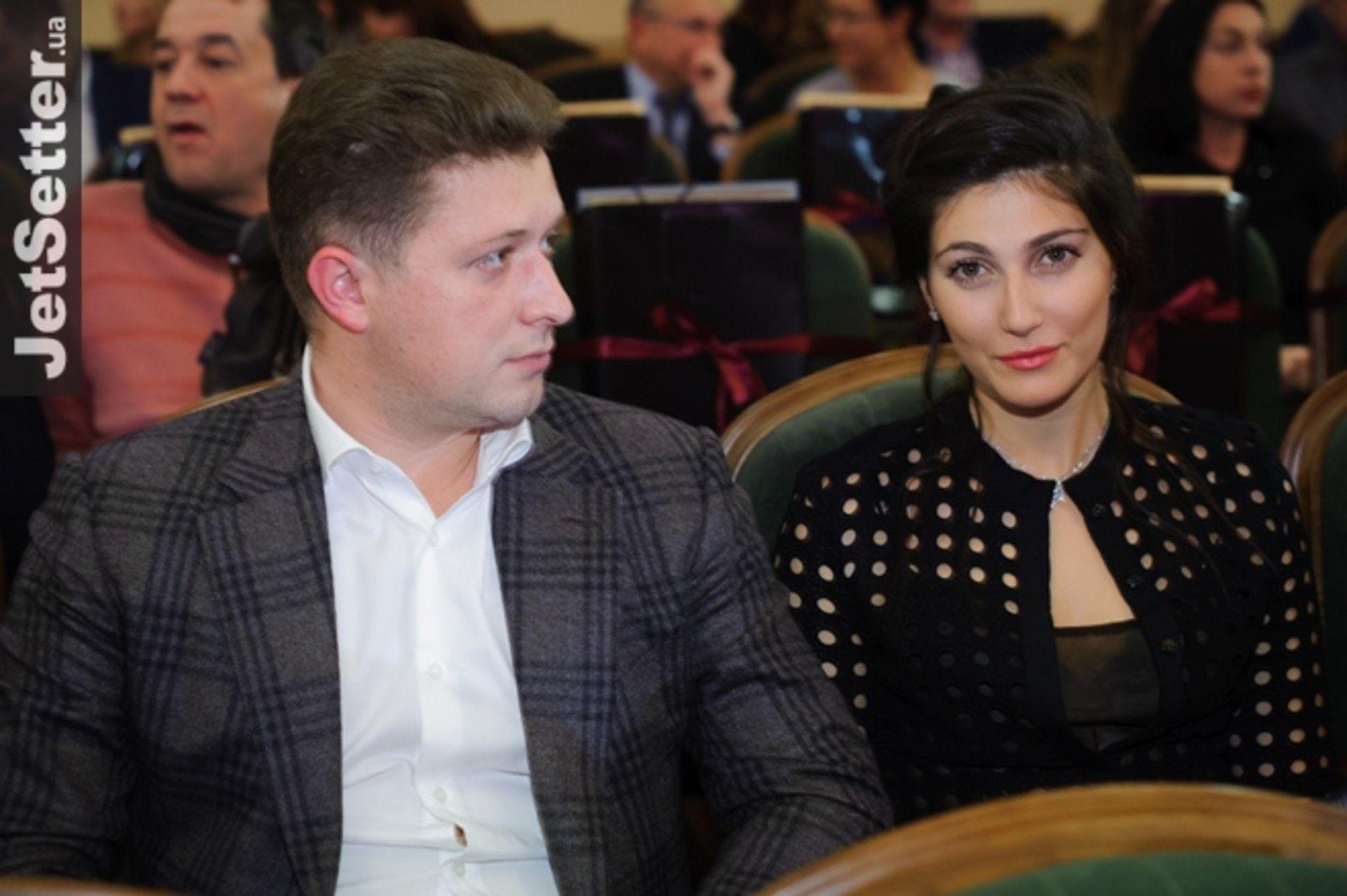 Олександр Присяжнюк та Ольга Джарти