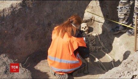 На Вінниччині під час ремонту газогону знайшли поселення, якому понад 2000 років